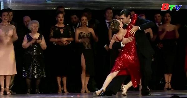 Giải vô địch Tango thế giới 2017 đã có chủ