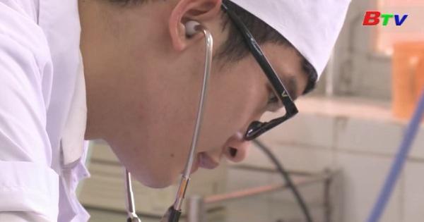 8 tháng cả nước ghi nhận khoảng 45600 trường hợp mắc sốt xuất huyết