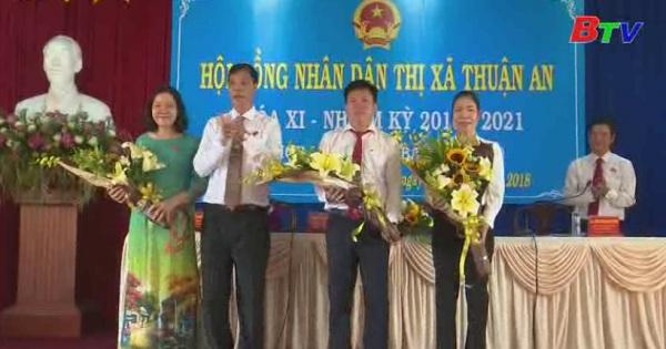 HĐND thị xã Thuận An tổ chức kỳ họp lần thứ 8 (bất thường)