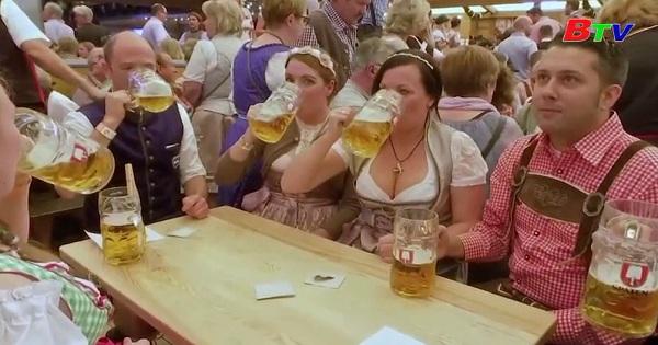 Lễ hội bia Oktoberfest lần thứ 186 ở Đức