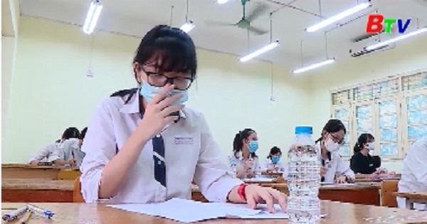 Lộ trình thi tốt nghiệp THPT 2021-2025