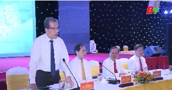 Tọa đàm giữa đại sứ, tổng lãnh sự Việt Nam tại nước ngoài với lãnh đạo các địa phương