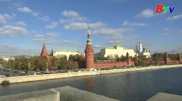 Tổng thống Nga, Mỹ sẽ hội đàm tại Paris