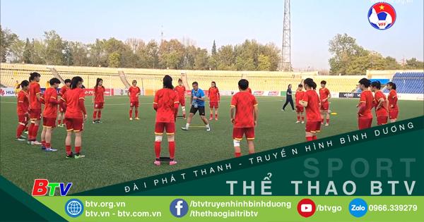 Đội tuyển nữ Việt Nam có thể tập trung sớm chuẩn bị cho Asian Cup 2022