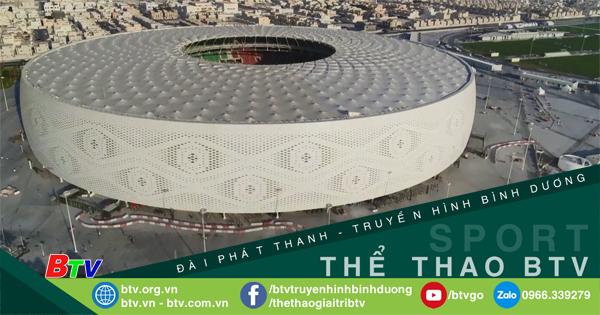 Khánh thành sân vận động thứ 5 của World Cup 2022