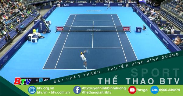 Sinner và Schwartzman gặp nhau ở chung kết Giải quần vợt châu Âu mở rộng 2021
