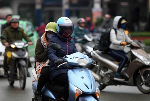 Vùng núi phía Bắc có rét đậm, từ Thanh Hóa đến Thừa Thiên-Huế có mưa to và dông