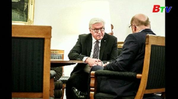 Tổng thống Đức nỗ lực giải quyết khủng hoảng chính trị