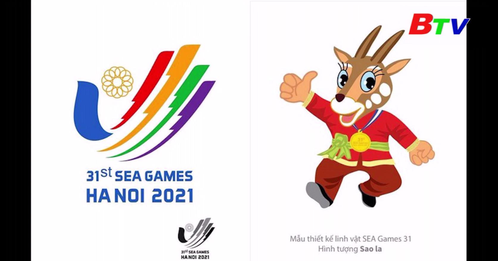 Sao La đã được chọn làm linh vật cho SEA Games 31
