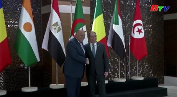 Algeria - cần đẩy nhanh tiến độ giải quyết khủng hoảng ở Libya