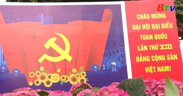 Hà Nội trước ngày Đại hội Đảng lần thứ XIII