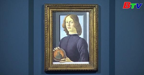 Một bức chân dung hiếm của Botticelli có thể đạt được 100 triệu USD