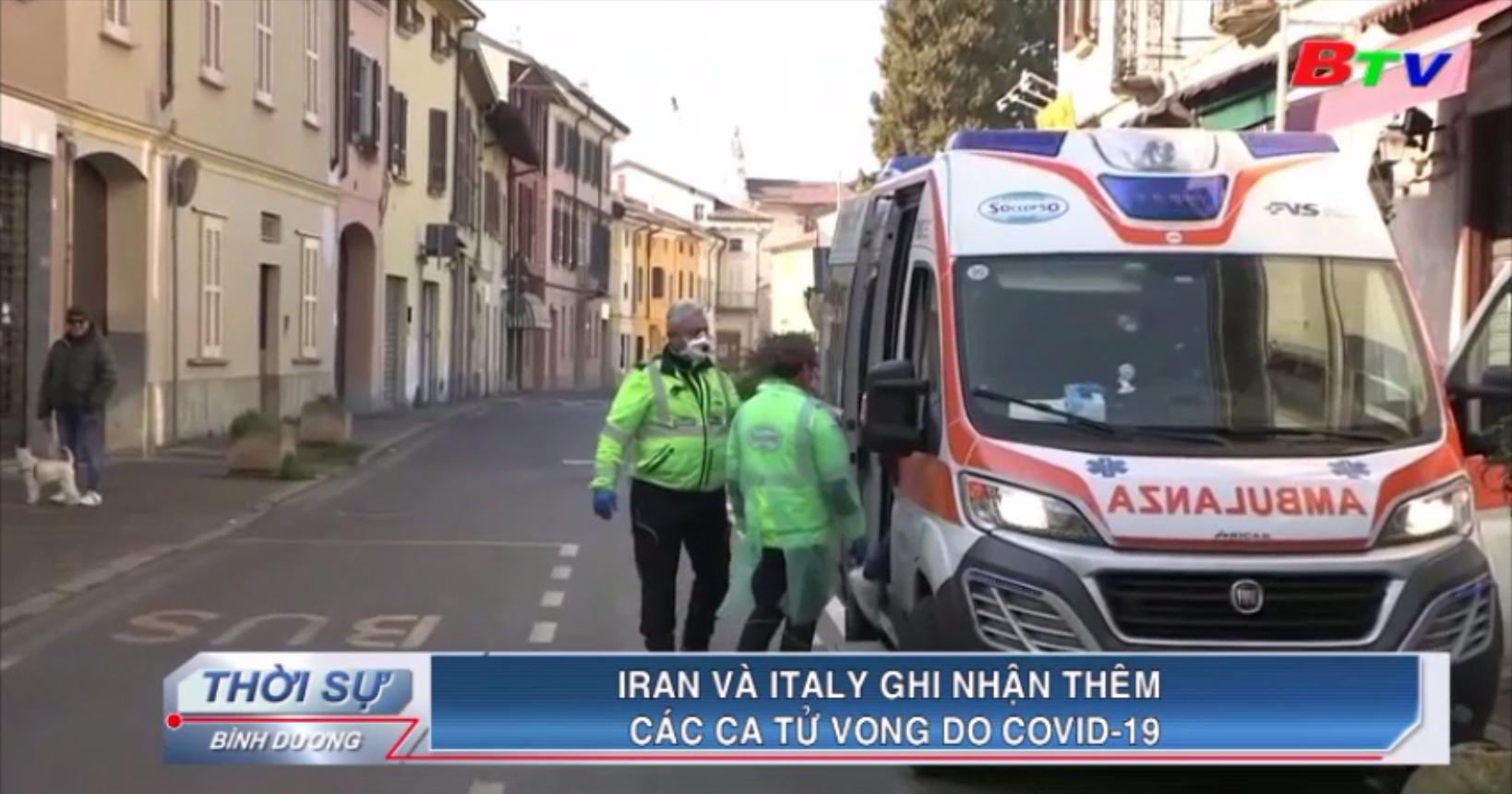 Iran và Italy ghi nhận thêm các ca tử vong do Covid-19