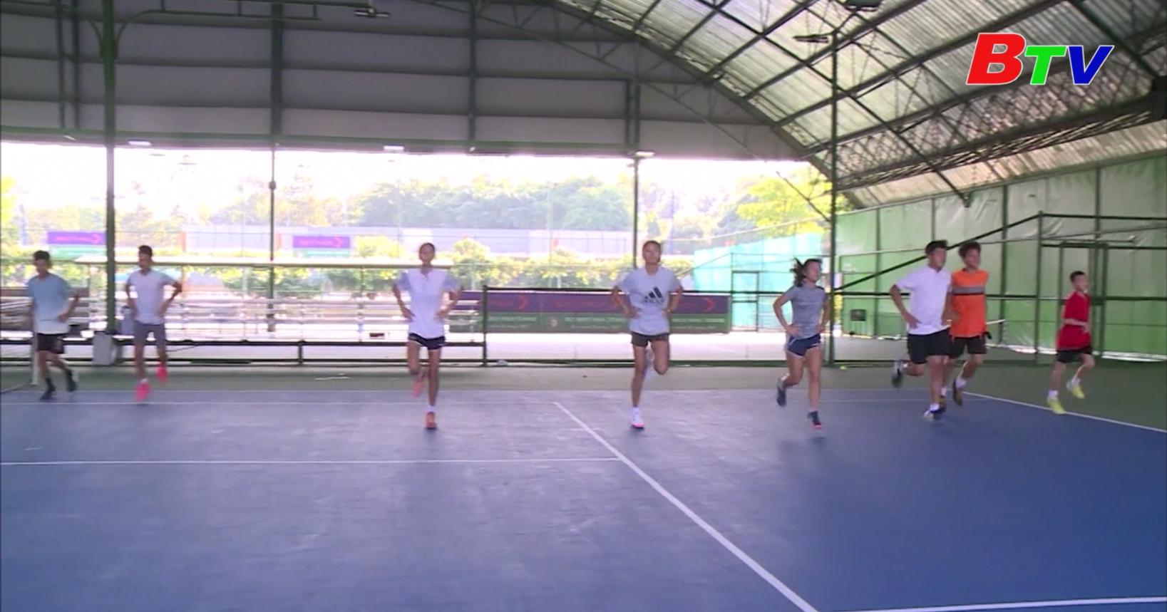 Đội tuyển Quần vợt Becamex Bình Dương - Niềm hy vọng mới trong năm mới