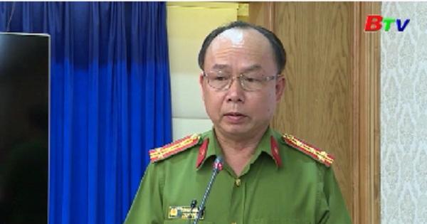 Đã bắt giữ nghi can giết 3 người tại Thái Hòa, Tx.Tân Uyên