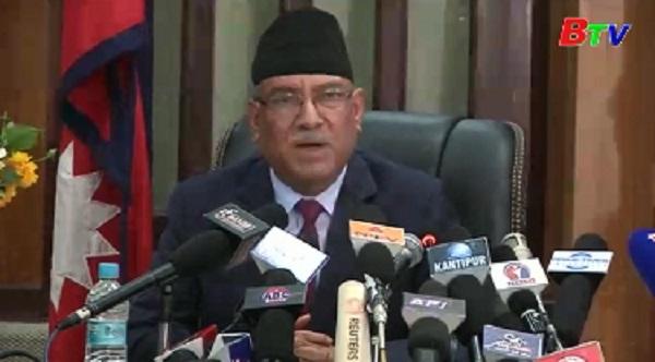 Thủ tướng Nepal tuyên bố từ chức