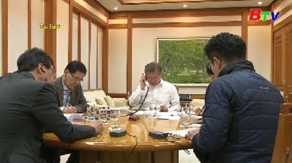 Phản ứng của quốc tế về quyết định hủy cuộc gặp thượng đỉnh Mỹ-Triều