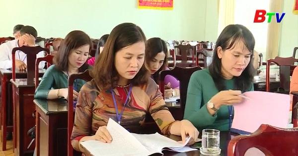 Chi bộ Hội Liên hiệp Phụ nữ tỉnh Bình Dương tổ chức Đại hội lần XI, nhiệm kỳ 2020-2025