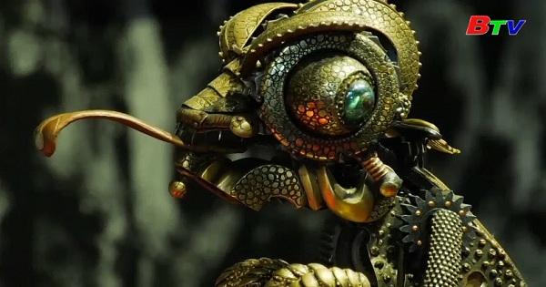 Triển lãm nghệ thuật Steampunk độc đáo ở Nga