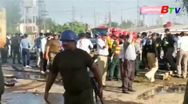 Taliban nhận thực hiện vụ tấn công ở Lahore