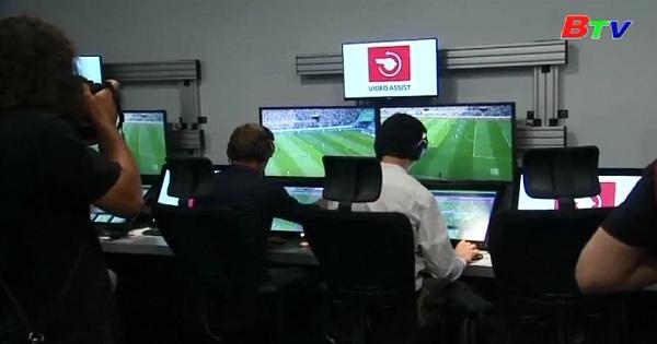 Bundesliga trang bị hệ thống hỗ trợ hình ảnh mùa giải 2017-2018