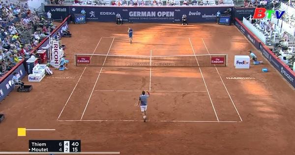 Vòng 1 Giải quần vợt Đức mở rộng