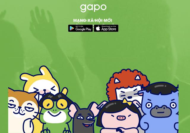 Ra mắt mạng xã hội Gapo của người Việt
