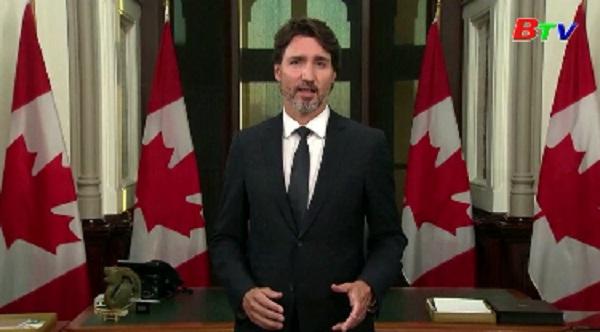 Canada xác định nhiệm vụ hàng đầu chống COVID-19