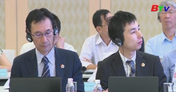 UBND tỉnh Bình Dương đối thoại doanh nghiệp Nhật Bản