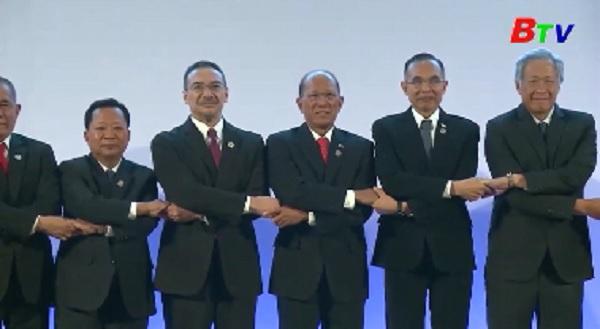 Bộ trưởng quốc phòng các nước ASEAN cam kết chống khủng bố