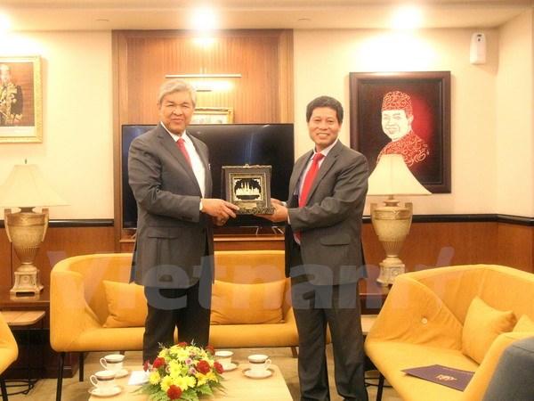 Malaysia mong muốn tiếp tục tăng cường hợp tác với Việt Nam
