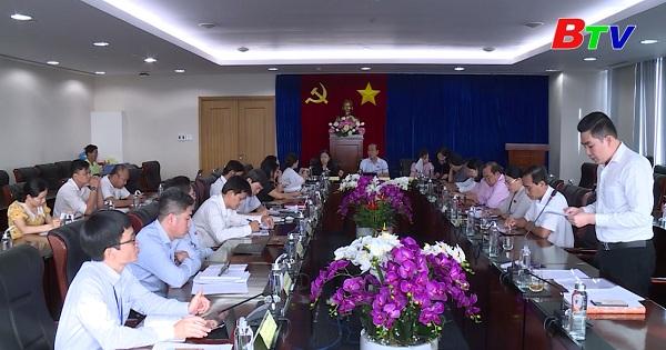 Ban Văn hóa Xã hội thẩm tra nội dung trình Kỳ họp HĐND tỉnh Khóa IX