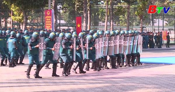 Dân quân thường trực - Lực lượng phản ứng nhanh