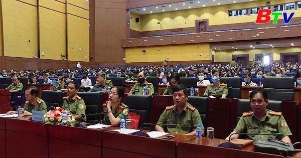 Hội nghị tuyên truyền pháp luật, phổ biến các quy định pháp luật về xuất nhập cảnh