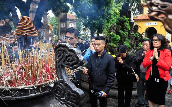 Đi lễ chùa – nét đẹp văn hóa ngày đầu năm