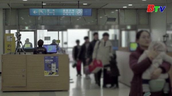 Nhiều người Hàn Quốc hủy tour du lịch Trung Quốc do virus corona