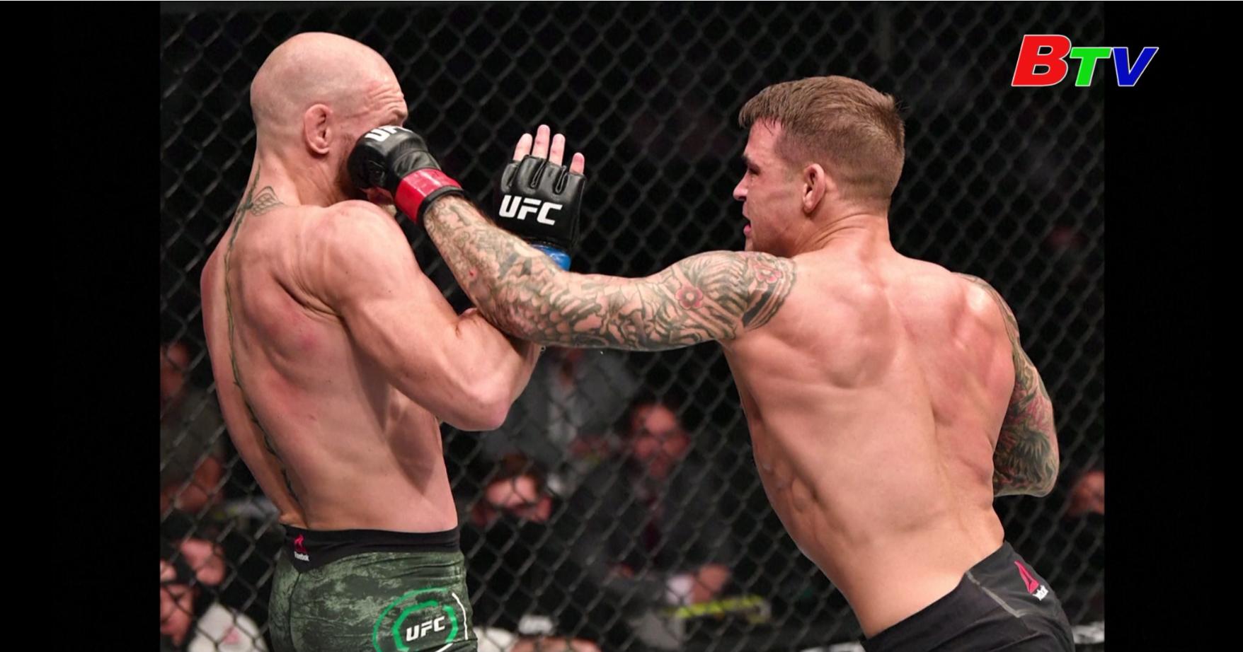 McGregor bị hạ knock-out chóng vánh trong ngày tái xuất