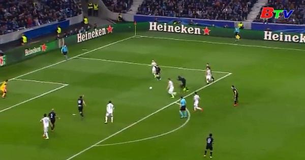 Lượt đi vòng 1/8 UEFA Champions League - Porto 0-2 Juventu -