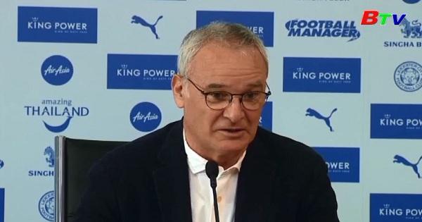 Leicester City sa thải HLV Claudio Ranieri