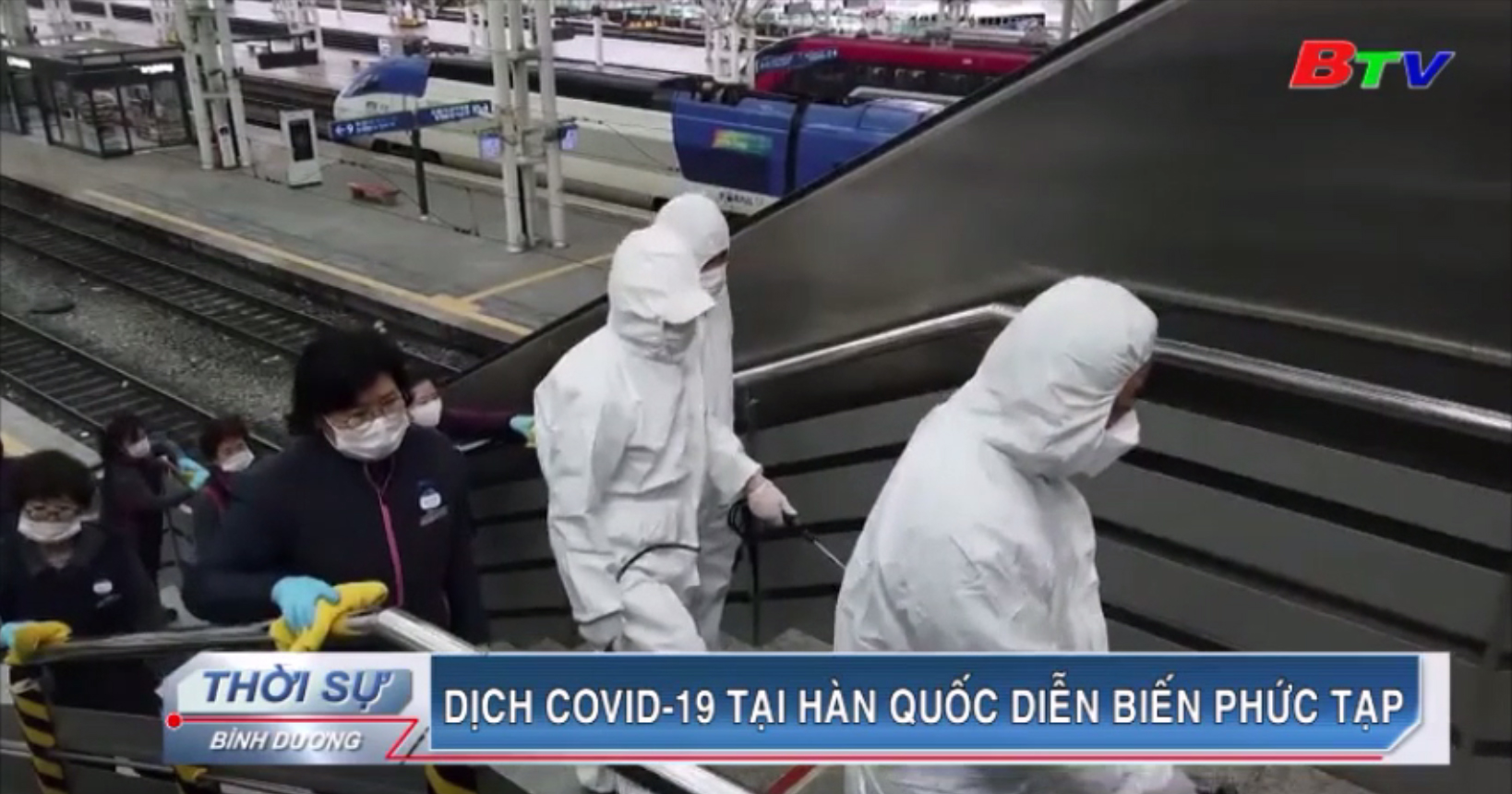 Dịch Covid-19 tại Hàn Quốc diễn biến phức tạp