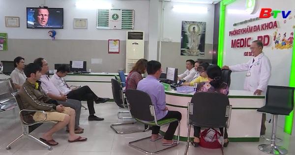 Công tác khám chữa bệnh BHYT tại cơ sở 2 BV Đa khoa Medic Bình Dương