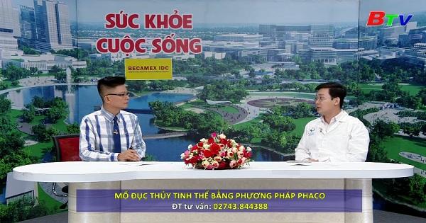 Mổ thủy tinh thể bằng phương pháp Phaco (PLTTSKCS ngày 23/03/2019)