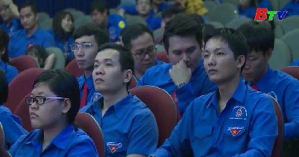 Họp mặt kỷ niệm 88 năm ngày thành lập đoàn TNCS Hồ Chí MInh