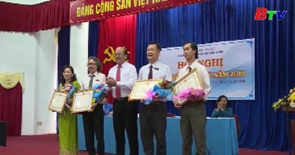 Hội nghị cán bộ, viên chức Đài Phát thanh Truyền hình Bình Dương
