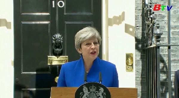 Thủ tướng Anh triệu tập họp khẩn cấp về Brexit