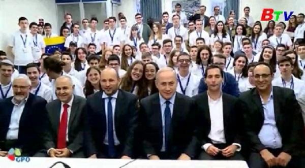 Thủ tướng Israel hủy cuộc gặp với ngoại trưởng Đức