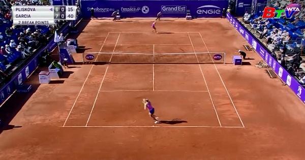 Kết quả Vòng tứ kết Giải quần vợt quốc tế Strasbourg 2017