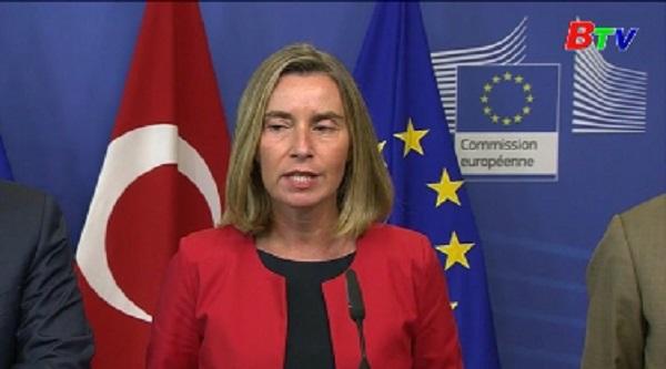 Thổ Nhĩ Kỳ nỗ lực cải thiện quan hệ căng thẳng với Đức