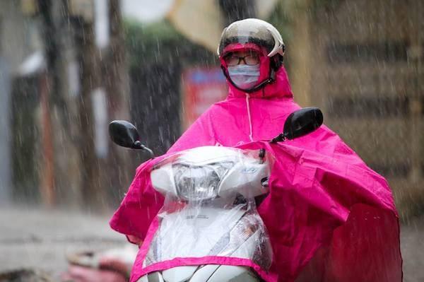 Bắc Bộ có mưa lớn diện rộng, các tỉnh miền núi đề phòng lũ quét