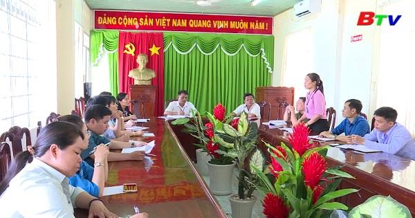 Đảng ủy xã Phước Sang-Đoàn kết để phát triển